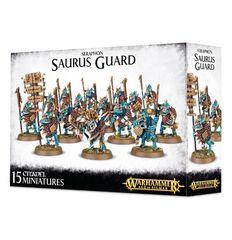 Seraphon Saurus Guard ( 88-12 )