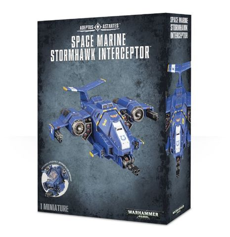 Space Marine Stormhawk Interceptor