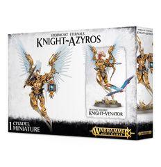 Stormcast Eternals Knight-Azyros / Knight-Venator ( 96-17 )