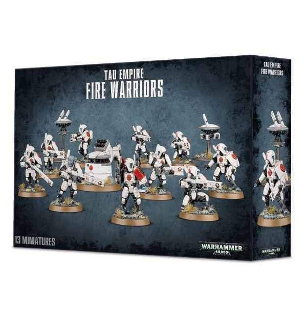 Tau Empire Fire Warriors