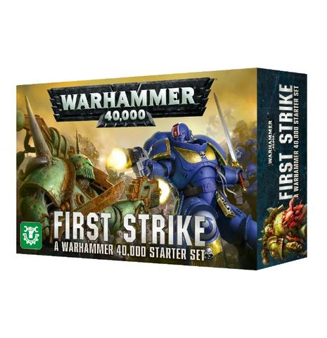 Warhammer 40000: First Strike (English)