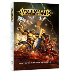 Warhammer: Age Of Sigmar Book (English)