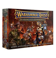 Wh Quest: Shadows Over Hammerhal (Eng)
