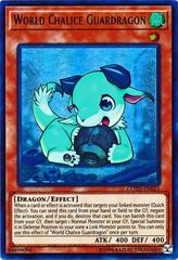 World Chalice Guardragon - COTD-EN021 - Ultra Rare - Unlimited Edition on Channel Fireball