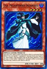 Lyla, Twilightsworn Enchantress - COTD-EN025 - Super Rare - Unlimited Edition