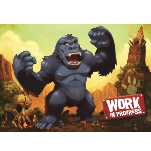 King Of Tokyo: King Kong Monster Pack - 2nd Ed