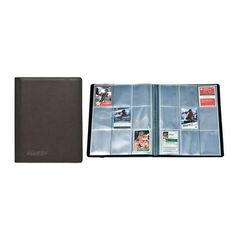 Ultra Pro - Premium 9-Pocket Pro-Binder: Black Collectors Album