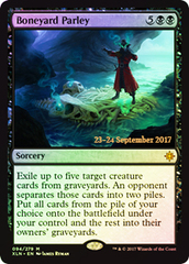 Boneyard Parley - Foil - Prerelease Promo on Channel Fireball