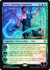 Jace, Cunning Castaway (Ixalan Prerelease Foil) on Channel Fireball