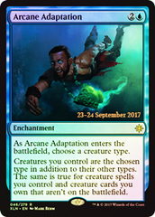 Arcane Adaptation - Foil (Prerelease)