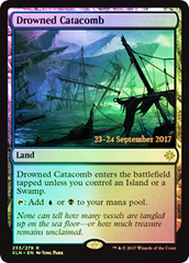 Drowned Catacomb - Foil - Prerelease Promo