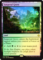 Sunpetal Grove (XLN Prerelease Foil)