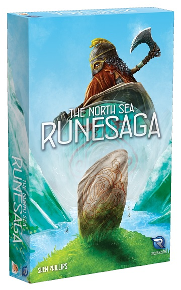 The North Sea Runesaga