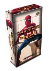 Marvel Legendary Spider-Man Homecoming Expansion