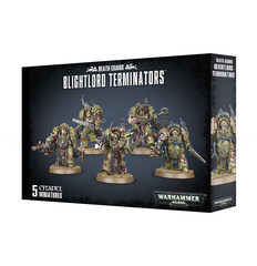 Death Guard Blightlord Terminators ( 43-51 )