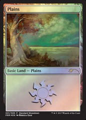 Plains - Foil - Standard Showdown