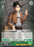 Silent Fury Levi - AOT/S50-E025 - RR