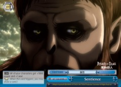 Sentience - AOT/S50-E099b - CR