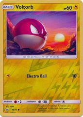 Voltorb - 30/73 - Common - Reverse Holo