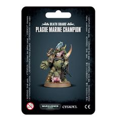 Death Guard Plague Marine Champion ( 43-48 )