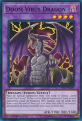 Doom Virus Dragon - LEDD-ENA37 - Common - 1st Edition