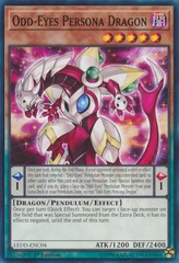 Odd-Eyes Persona Dragon - LEDD-ENC04 - Common - 1st Edition