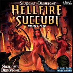 Shadows Of Brimstone: Hellfire Succubi Mission Pack