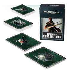 Datacards: Astra Militarum (8th)