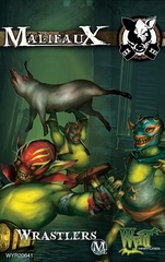 Gremlins 2E: Wrastlers