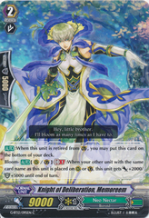 Knight of Deliberation, Memoreem - G-BT12/095EN - C