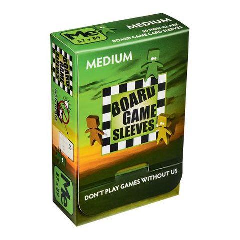 Arcane Tinman - Board Game Sleeves:  Non-Glare - Medium