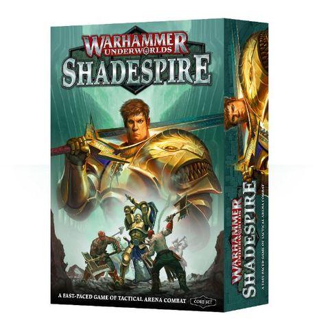 Warhammer Underworlds: Shadespire (Eng)