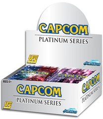 Ufs Capcom Platinum Series Booster - Booster Box