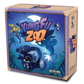 Kung Fu Zoo