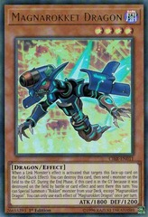 Magnarokket Dragon - CIBR-EN011 - Ultra Rare - 1st Edition on Channel Fireball