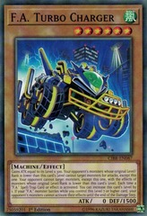 F.A. Turbo Charger - CIBR-EN087 - Common - 1st Edition