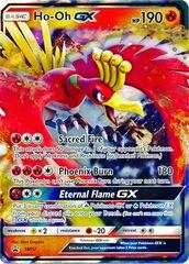Ho-Oh GX - SM57 - SM Black Star Promos