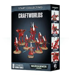 Warhammer 40k Start Collecting! Craftworlds