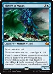 Master of Waves - Foil