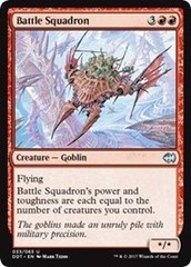 Battle Squadron on Channel Fireball
