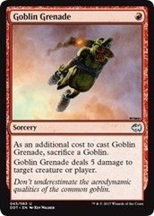 Goblin Grenade on Channel Fireball