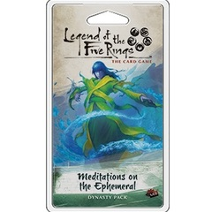 Legend of the Five Rings LCG - Meditations on the Ephemeral Dynasty Pack