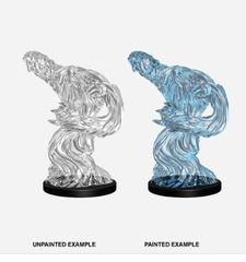 Pathfinder Deep Cuts Unpainted Miniatures: W5 Medium Water Elemental