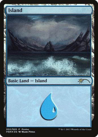 Island - Gift Pack 2017 - Foil