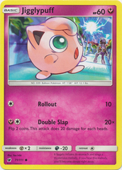 Jigglypuff - 71/111 - Common