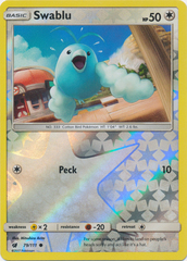 Swablu - 79/111 - Common - Reverse Holo