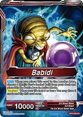 Babidi // Babidi, Creator of Evil - BT2-003 - UC