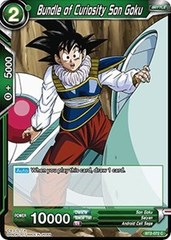 Bundle of Curiosity Son Goku - BT2-072 - C