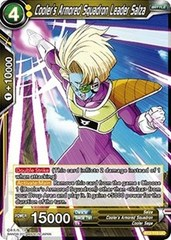 Cooler's Armored Squadron Leader Salza - BT2-115 - UC