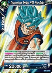 Determined Striker SSB Son Goku